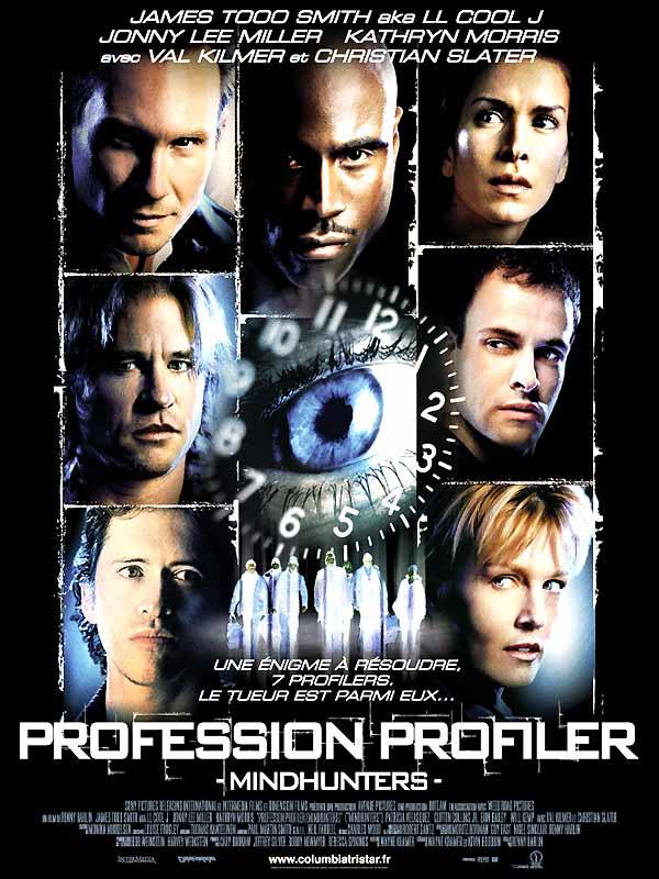 Profession profiler (Mindhunters)