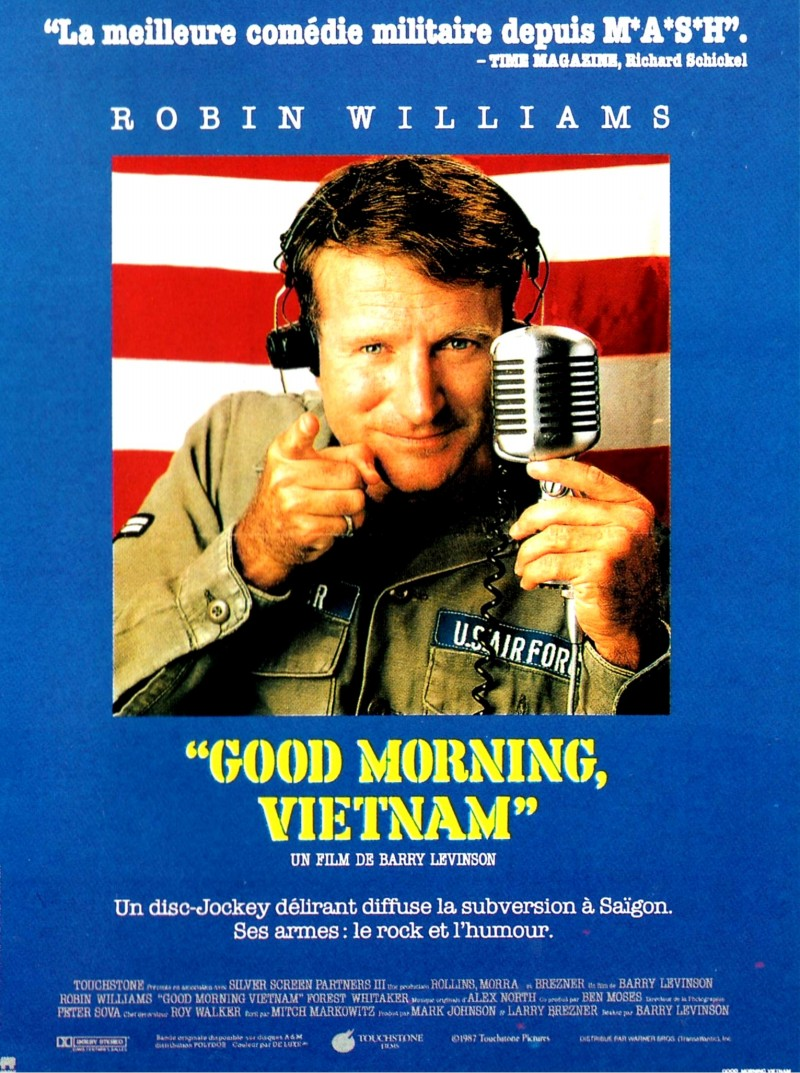 Good morning Vietnam FRENCH DVDRip [FS]